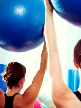 Stability Ball Work